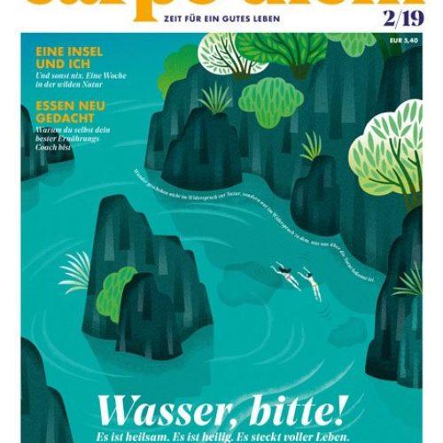 レッドブルメディアハウス出版「carpe diem」(オーストリア)